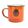 每天穿本书:发条橙 搪瓷珐琅马克杯(橙色款)